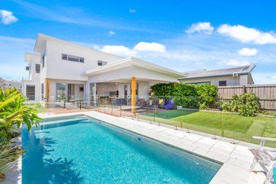 Eco Essence Homes Summit Pool