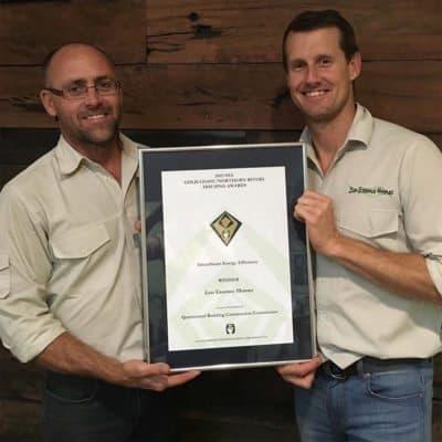 HIA Award Green Smart Energy