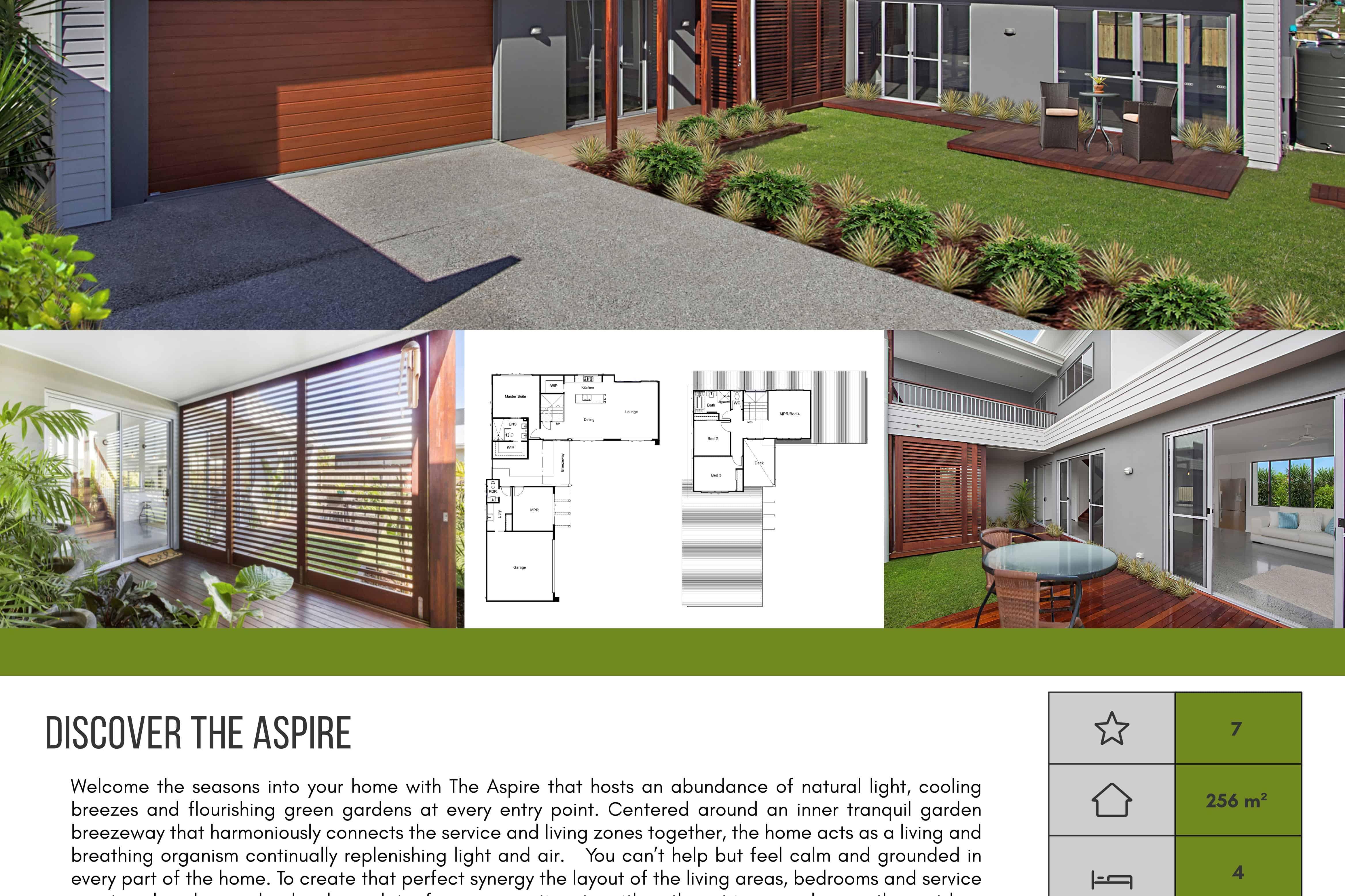The Aspire Brochure Download