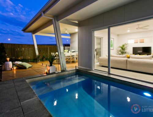Eco Home The Osprey– Awarded 2017 HIA Australian GreenSmart Spec Home of the Year