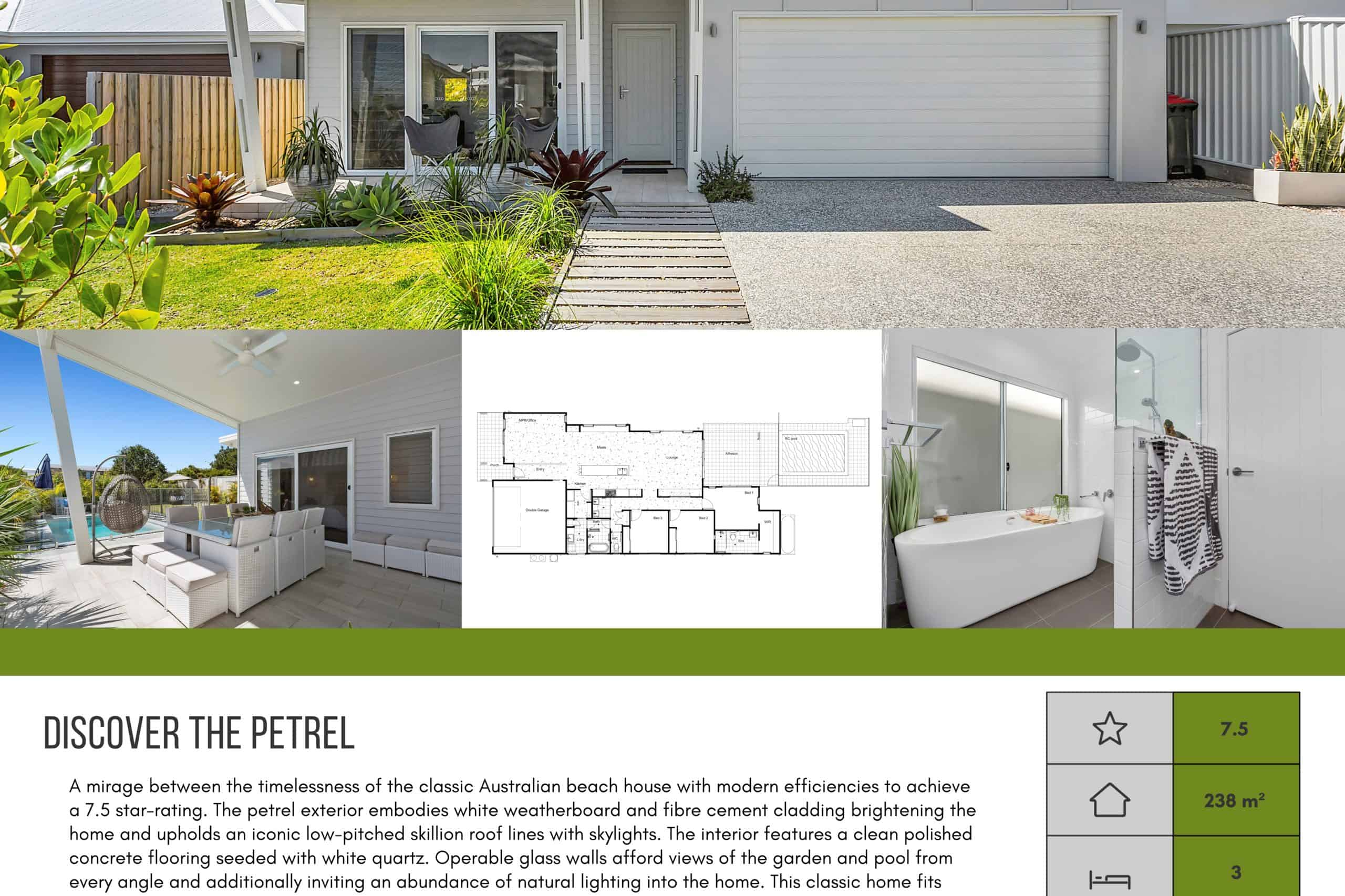 The Petrel Brochure Download