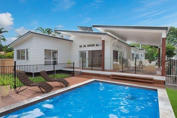 Eco Essence Homes Evoke Pool & Deck