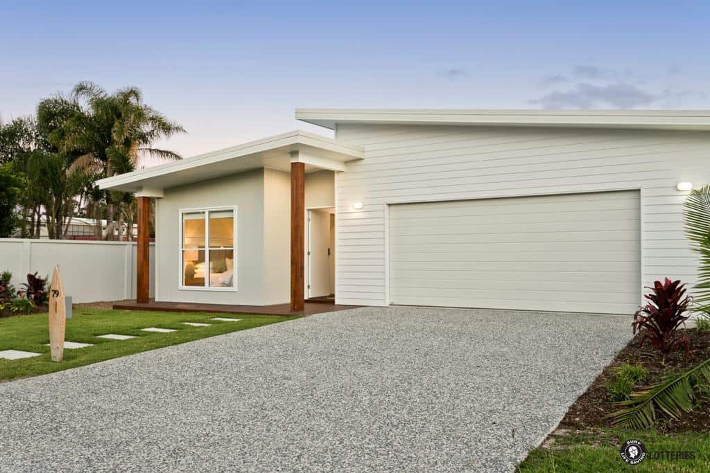 The Elements Eco Home Design Is Surf Life Saving Lotteries First Prize In  Lottery 186