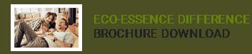 Eco-Essence Range Brochure