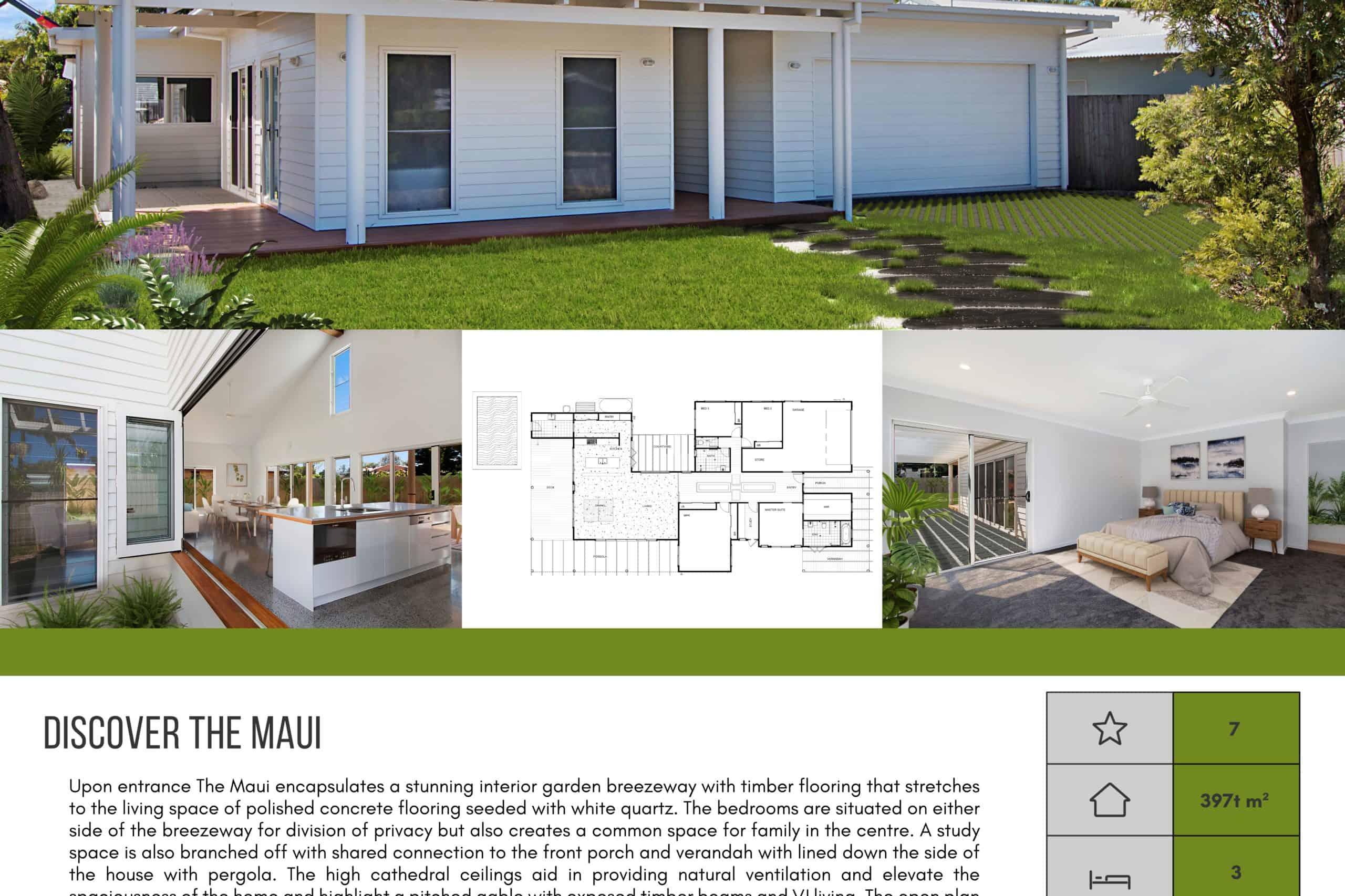 The Maui Brochure Thank You