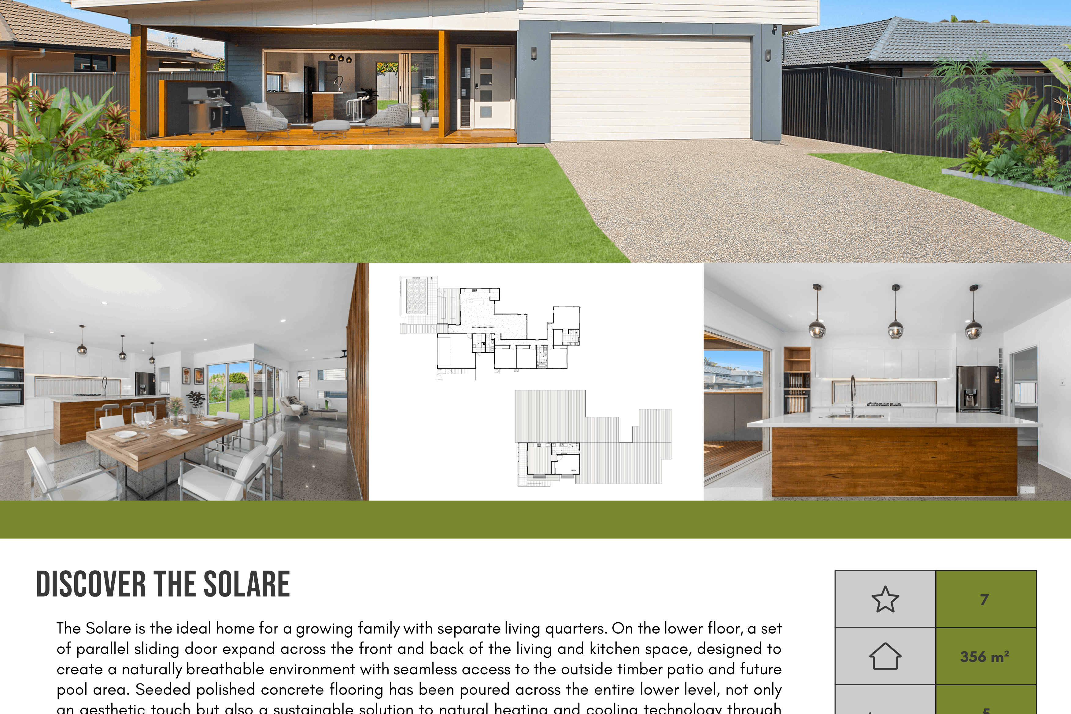 The Solare Brochure Thank You