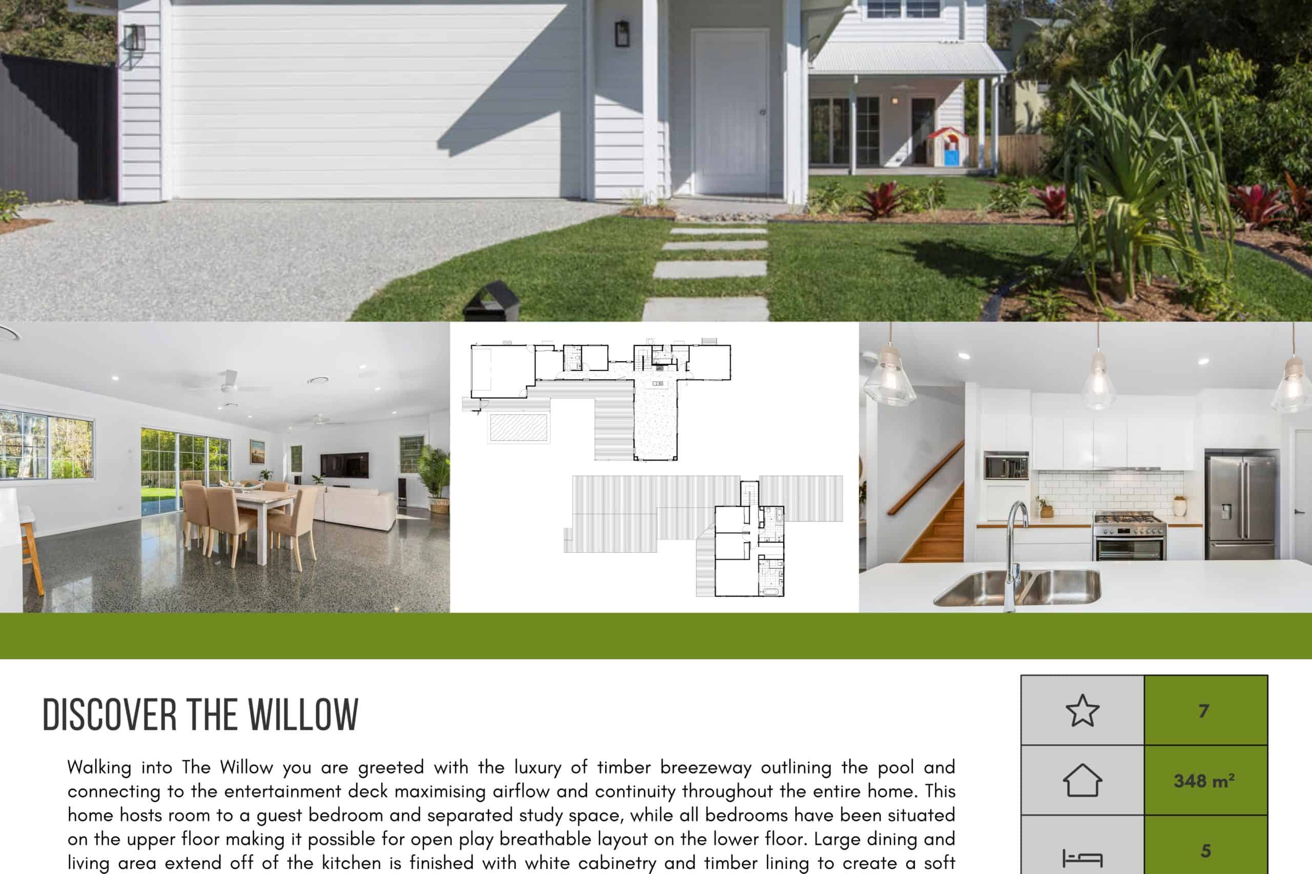 The Willow Brochure Download