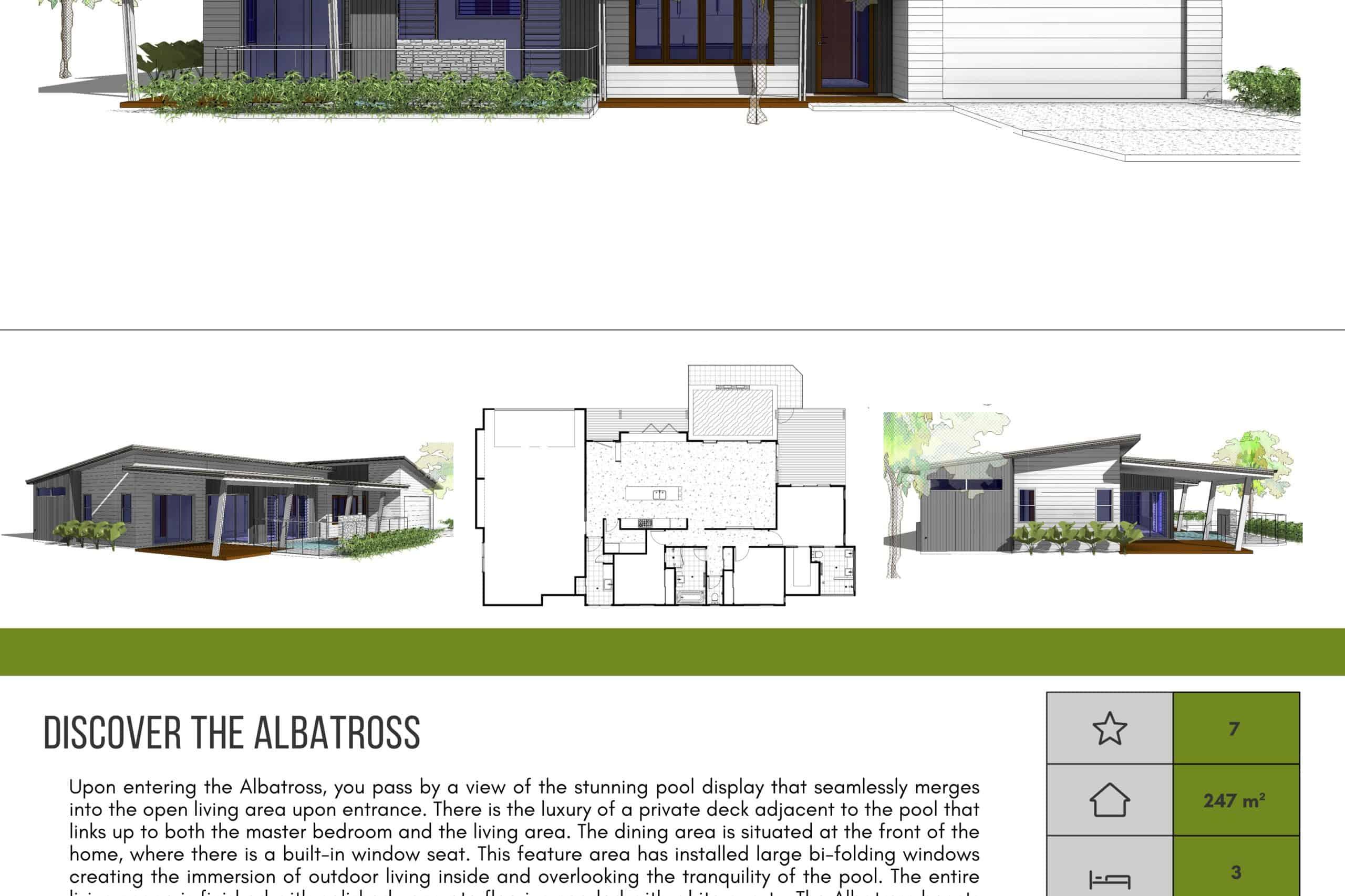 The Albatross Brochure Download Thank You