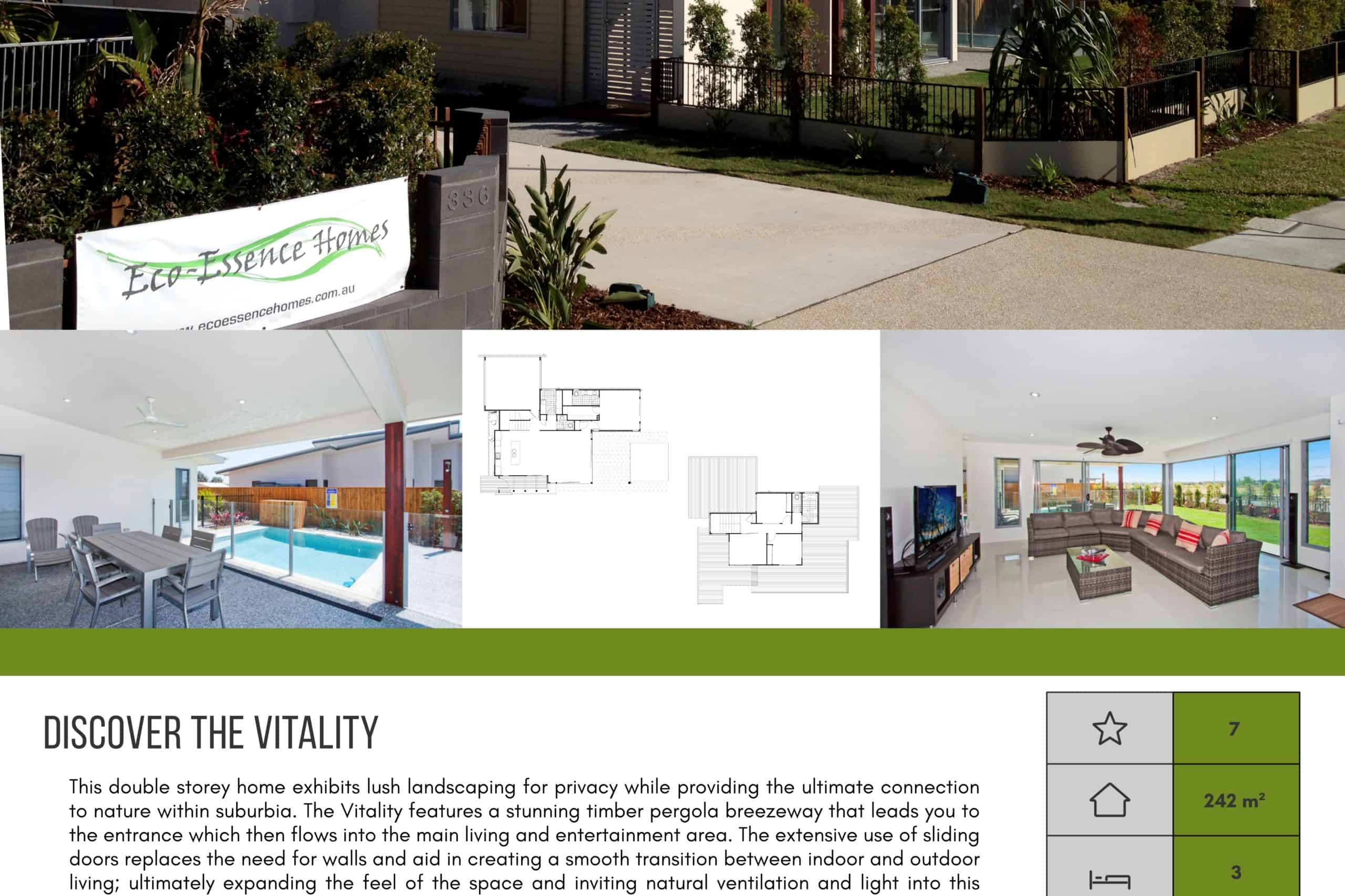 The Vitality Brochure Download