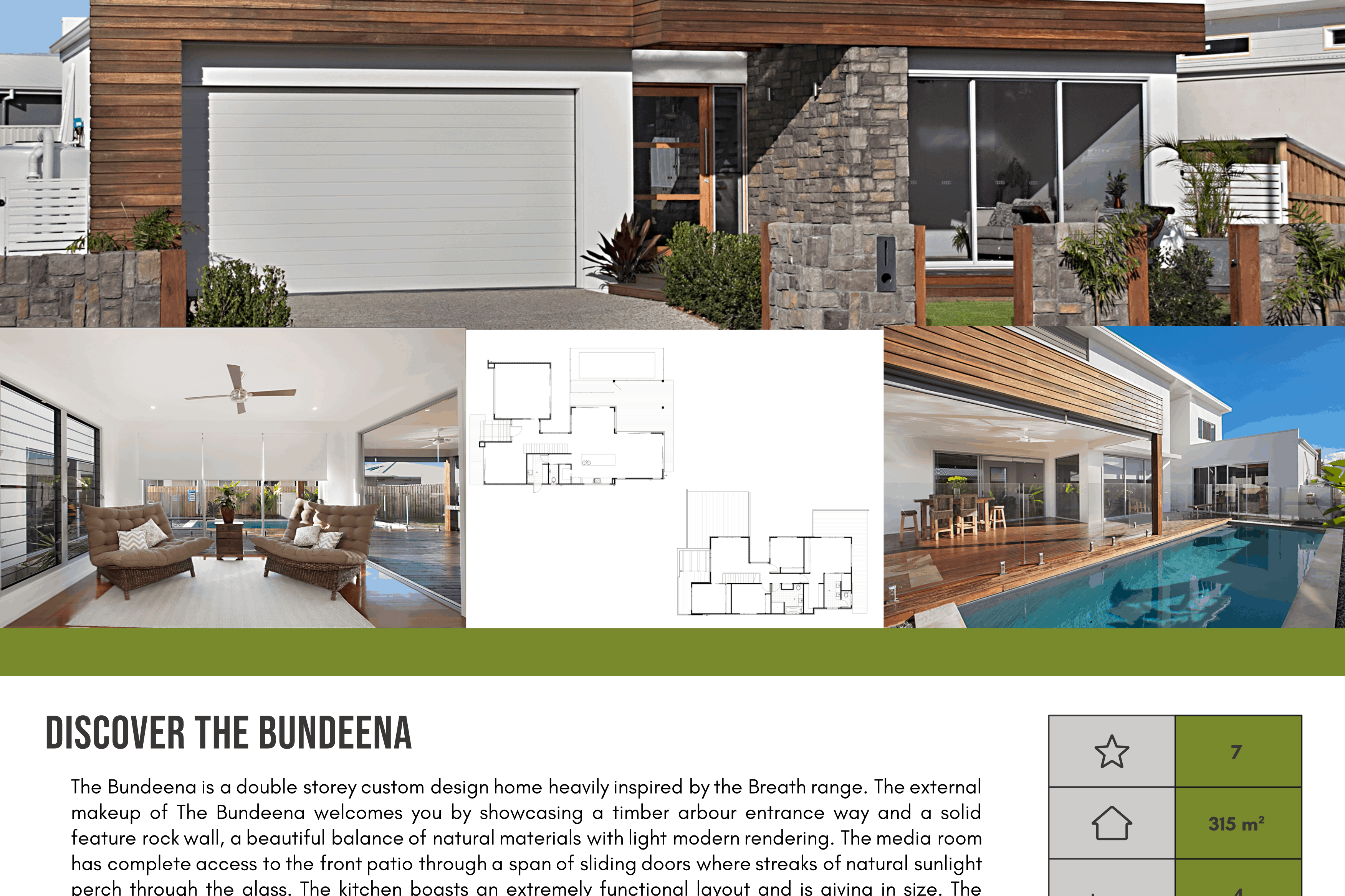Bundeena Brochure Download