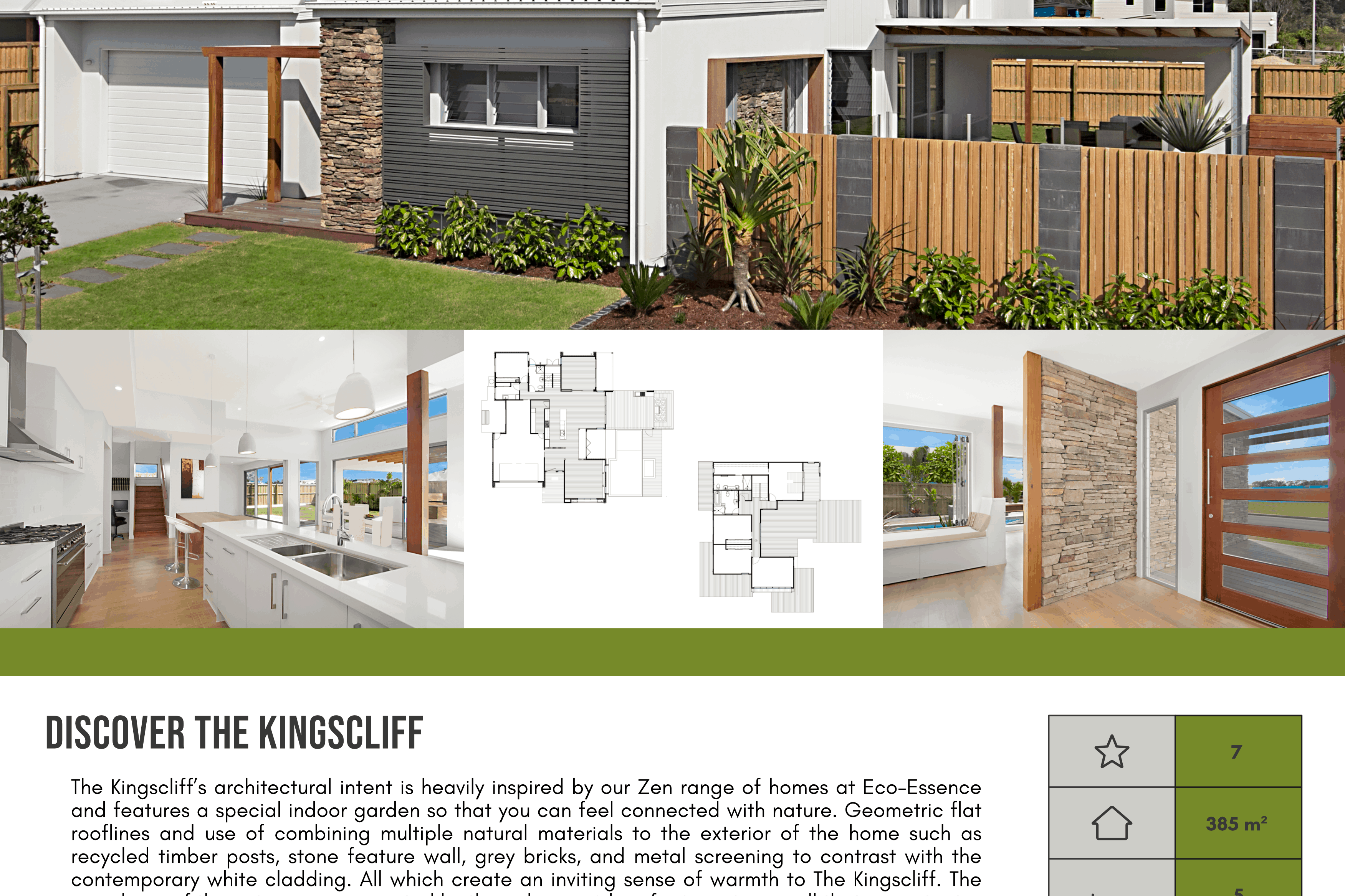 Kingscliff Brochure