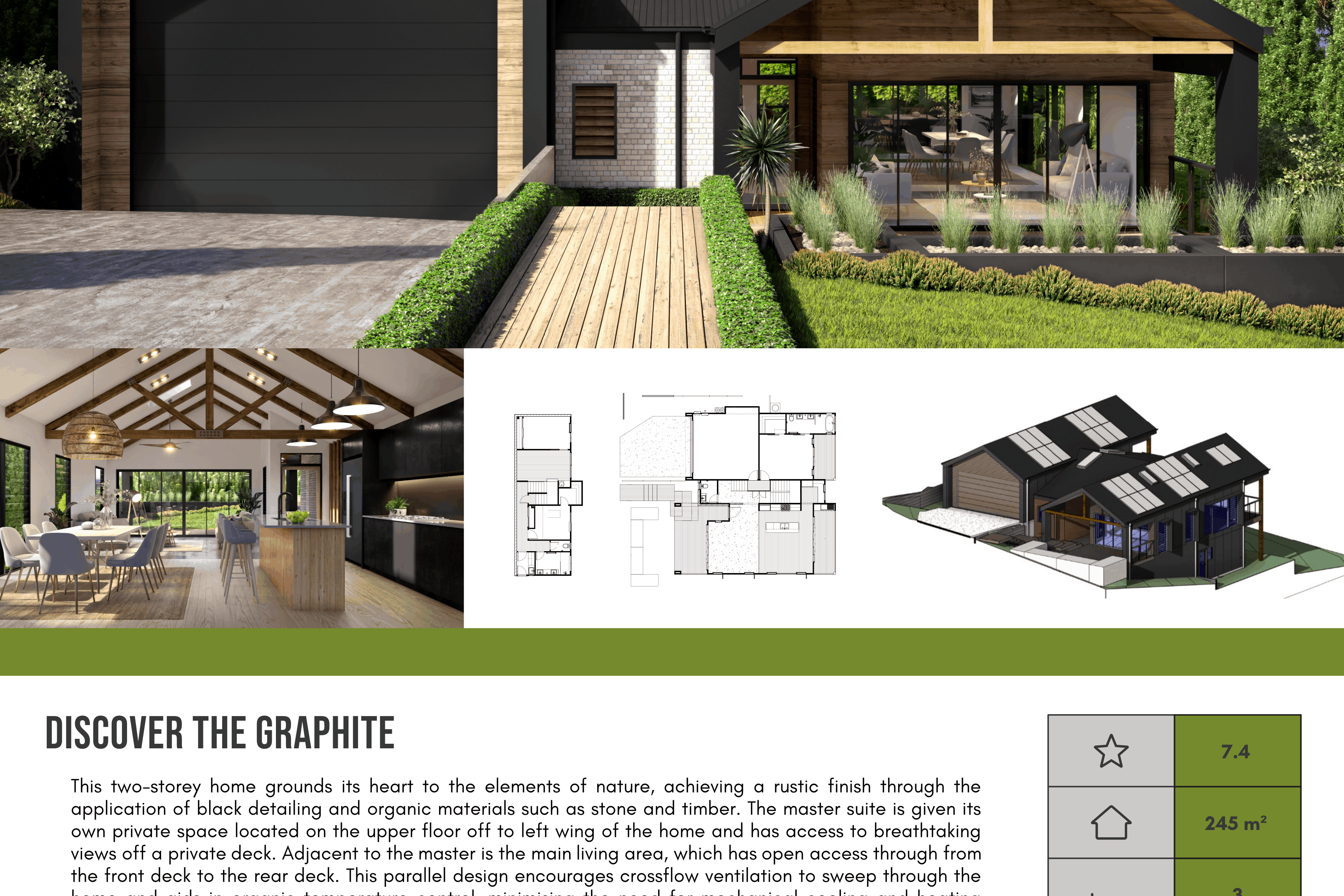 The Graphite Brochure Thank You