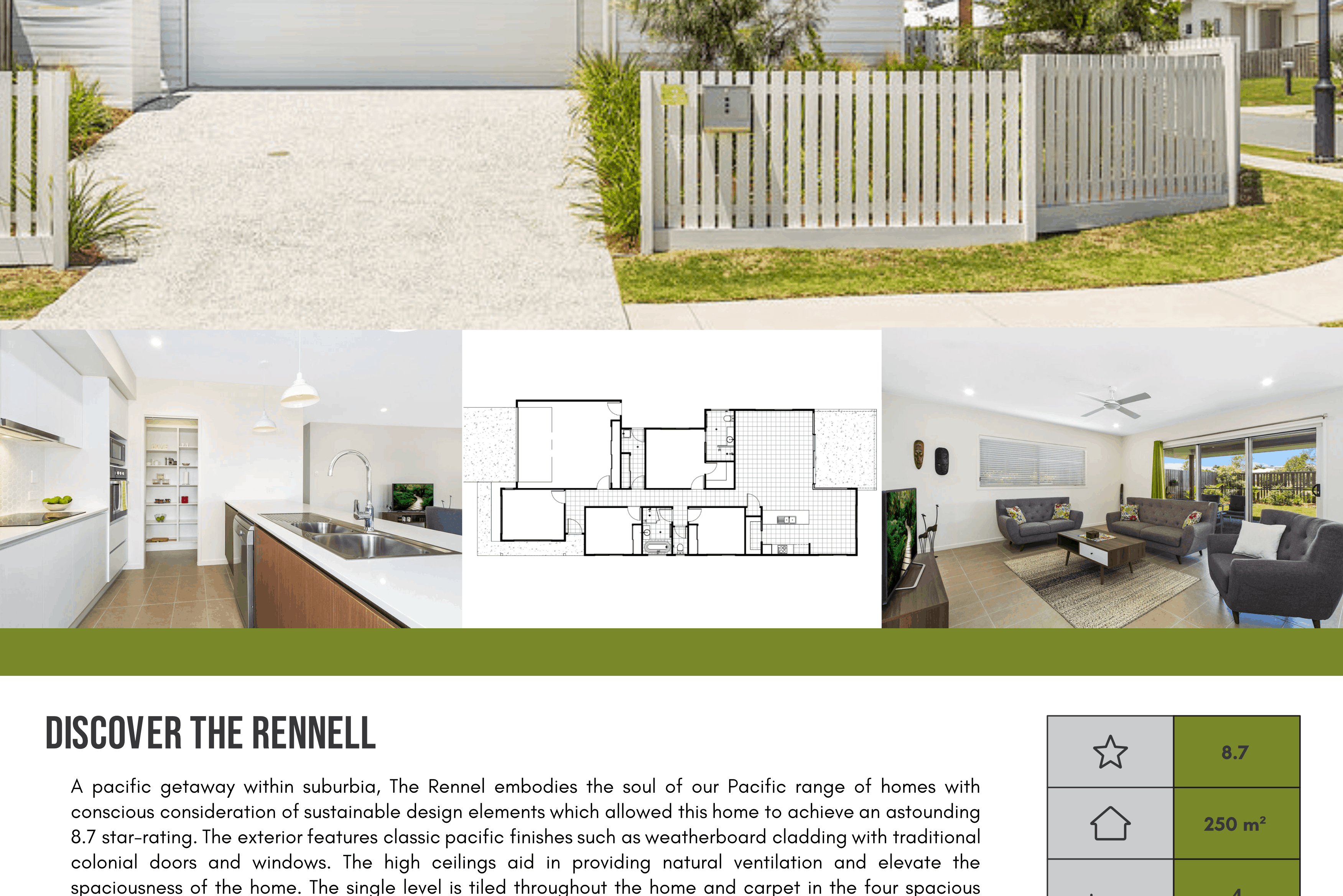 The Rennell Brochure Thank You
